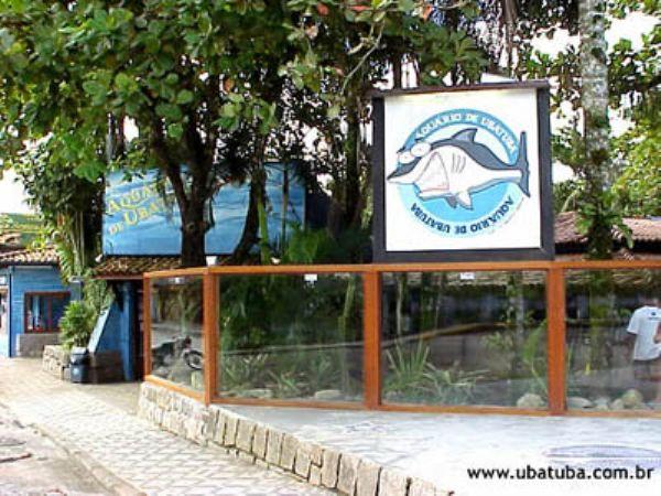 Aguario de Ubatuba - Ecoturismo em Ubatuba
